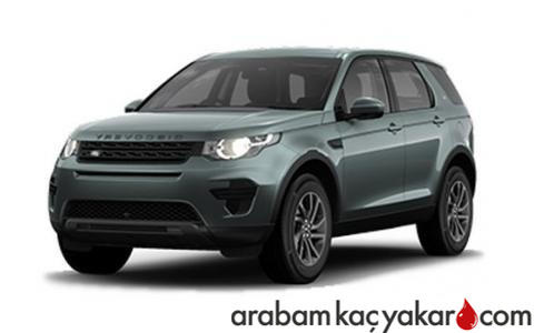 Discovery Sport TD4