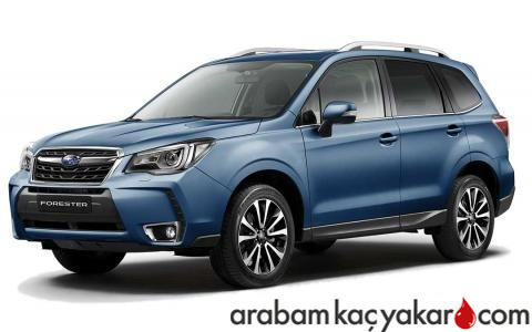 Forester 2.0X