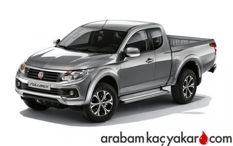 Fullback 2.4 D Double Cab