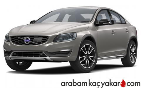 S60 Cross Country D4