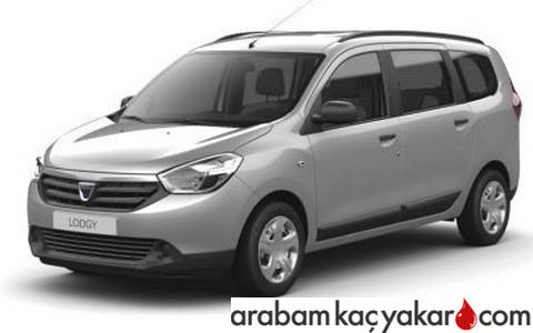 Lodgy 1.5 dCi