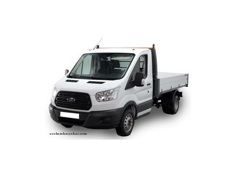 ford transit kamyonet 2.2 tdci 155 hp arabam kaç yakar | yakıt