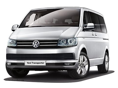 volkswagen transporter (camlıvan/cityvan/panelvan) 2.0 tdi 140 hp