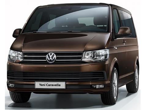 volkswagen caravelle 2.0 tdi bmt 150 hp arabam kaç yakar | yakıt