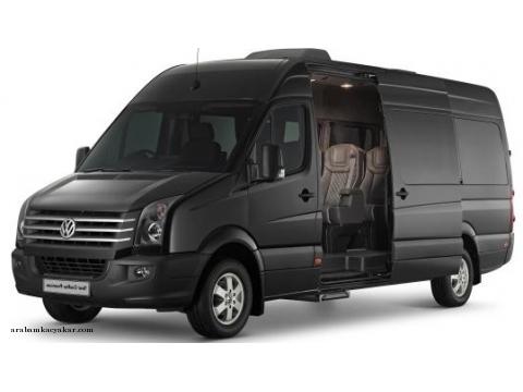 volkswagen crafter (minibüs/otobüs/panelvan/premium) 2.0 bitdi 163